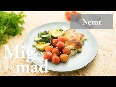Kyllingebryst i ovn - nem og lækker aftensmad  - se opskriften her