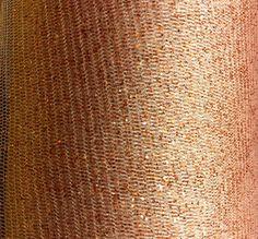 "Glitter Tulle in ""Beige"" $2.95/yd 58"" wide #tulle #glittertulle #apparel #textilediscount"