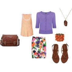 Untitled #5, created by plmoney on Polyvore