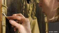 Vochtbestrijding Antwerpen: Uw vochtspecialist voor al uw vochtproblemen Ghent Altarpiece, Art Conservation, Restoration, Beautiful, Recipes, Mathematical Analysis
