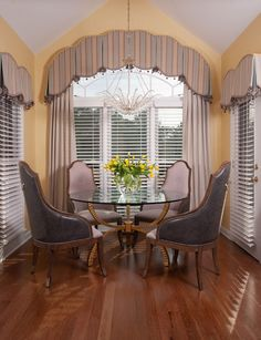 Window Treatments Archives - Dream Room Voting Drapery Panels, Valance Curtains, Window Coverings, Window Treatments, Contemporary Windows, Window Inserts, Acrylic Rod, Transitional Style, Family Room