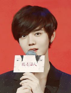 Oh my god!! luhan is so handsome♥♥♥♥♥♥