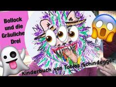 Angst vor Monstern   Bollock - Kinderbuch