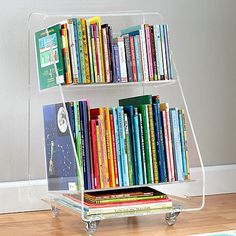8 Book Storage Solutions For Small Kid Spaces