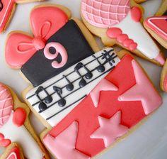 Una galletita especial de recuerdo de un cumpleaños tal vez
