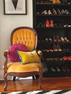Inspiring Shoe Storage Solutions