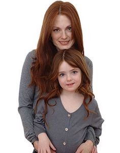 Julianne Moore passed on her fabulous Copper Golden haircolor genes to her daughter. Get your own flattering, custom blended #hair #color at home here: http://www.haircolorforwomen.com/breakthrough-hair-color-system-your-salon-doesnt-want-you-to-know-about-p/