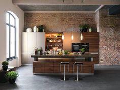 Die Kochinsel Avanciert Zunehmend Zum Heimlichen Star Jeder Modernen Küche.