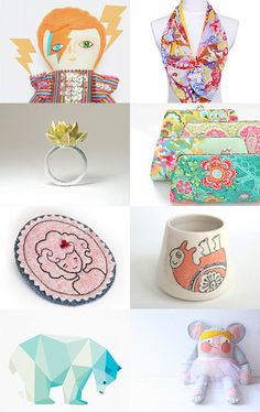 Pastels by Julia Jasiczak on Etsy--Pinned with TreasuryPin.com