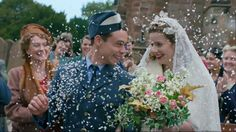 Home Fires...Kate Campbell and Jack Heaton's Wedding. Season 1