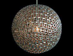 Lamp van lipjes | Gimmii Magazine