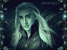 Thranduil Oropherion by LadyCyrenius.deviantart.com on @DeviantArt