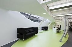 diseños de oficinas creativas