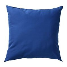 IKEA - ULLKAKTUS, Cushion, , Soft, resilient polyester filling holds its shape and gives your body soft support. Cushions Ikea, Blue Cushions, Accent Pillows, Bed Pillows, Affordable Furniture, Home Reno, Home Decor Outlet, Classroom Decor, Cushion Covers