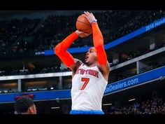 Carmelo Anthony Drops 33 to Lead Knicks Past Kings [Sports] - http://getmybuzzup.com/carmelo-anthony-drops-33-to/