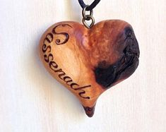 Any Outlander fans out there???? This one os pretty cool! - Sassenach Heart Pendant