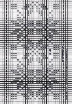 How to Crochet Wave Fan Edging Border Stitch Cute Cross Stitch, Cross Stitch Designs, Cross Stitch Patterns, Knitting Charts, Knitting Stitches, Knitting Patterns, Crochet Flower Patterns, Doily Patterns, Crochet Chart