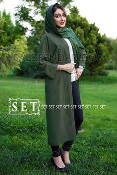 مانتوی بلند اسپرت دخترانه #مدل_مانتو #شیک #جدید Abaya Fashion, Muslim Fashion, Girl Fashion, Fashion Outfits, Womens Fashion, Chiffon Cami Tops, Iranian Beauty, Prom Dresses Long Pink, Persian Girls