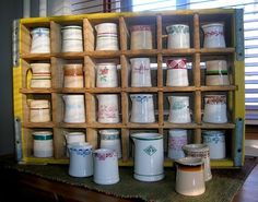 Restaurant and hotel creamers...