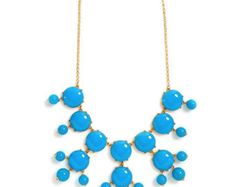Jcrew inspired Bubble Statement Necklace: Pink by SIMPLYAUGUSTxo
