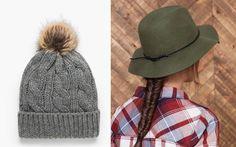 gorros de lana sombreros-complementos de moda 2016