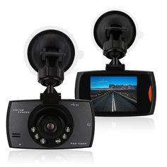 """Автомобиль-Стайлинг 2.3 """"Автомобильный видеорегистратор Камера записи Full HD 1080 P ЖК-дисплей G30 с детектором движения ночного видения G-Сенсор тире Камера видеокамера"""