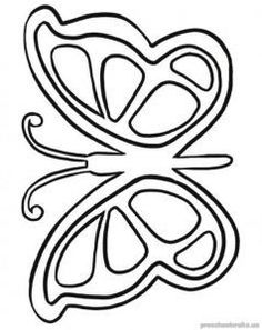 TONS of coloring pages for free! The kids love these! Make your world more colorful with free printable coloring pages from italks. Our free coloring pages for adults and kids. Spring Coloring Pages, Easy Coloring Pages, Animal Coloring Pages, Free Printable Coloring Pages, Coloring Books, Coloring Sheets, Coloring For Kids, Adult Coloring, Butterfly Template
