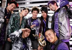 confessions of the heart: QUEST CREW