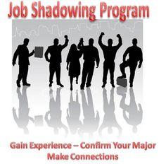 Job Shadowing Program \\ The Career Center \\ Loyola University Maryland