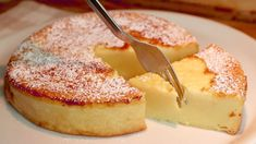 Baking Recipes, Cake Recipes, Dessert Recipes, Desserts With Biscuits, Custard Desserts, Easy Sweets, Yogurt Cake, Savory Snacks, Perfect Food