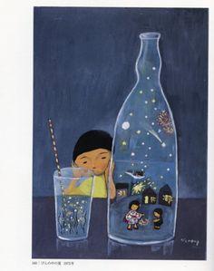 Summer in the bottle
