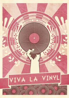 Viva la Vinyl by Nick Schmidt
