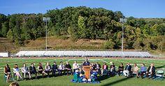 09/11/15 HS Football Robert C. Byrd vs. Frankfort - Images | Ben Queen Photography