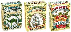 Camel Cigarette Packaging | Flickr - Photo Sharing!