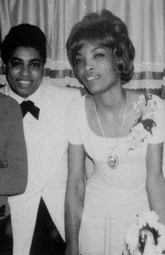 1968, lesbian wedding