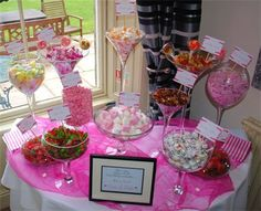 39 best small candy buffet images on pinterest candy buffet candy rh pinterest com small scoops for candy buffet small candy buffet ideas