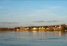Béhuard : une île sur la Loire