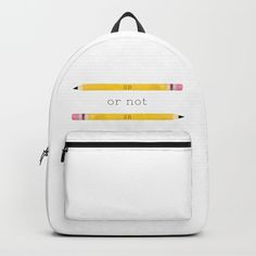 02dc695304e4 Our Backpacks are crafted with spun poly fabric for durability and high  print quality. Thoughtful