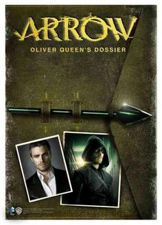 DC Comics Arrow: Oliver Queen's Dossier