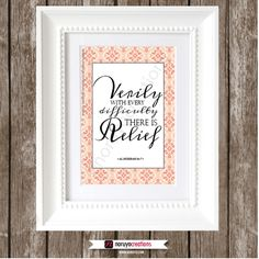 """Islamic Quote Wall Decor: """"Verily with every difficulty there is relief"""" - Surah Al-Inshirah 94:6 » www.noruyo.com"""