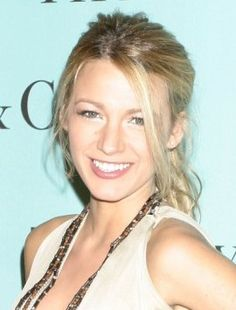 Blake Lively Updo Hairstyle   Blake-Lively Hairstyle