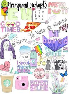 Image via We Heart It #bestrong #Collage #overlay #pizza #starbucks