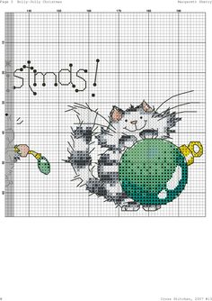 Photo Cross Stitch Borders, Cross Stitch Animals, Cross Stitch Kits, Cross Stitch Charts, Cross Stitch Designs, Cross Stitching, Cross Stitch Embroidery, Embroidery Patterns, Cross Stitch Patterns