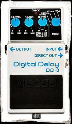 Deal on Boss DD-3 Guitar Pedal: $75