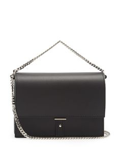 PB 0110 Ab10-1 Leather Cross-Body Bag. #pb0110 #bags #lace #lining #metallic #shoulder bags #suede #hand bags #