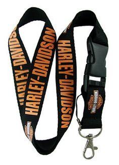 Harley Davidson Lanyard Keychain Holder with Buckle Branded Lanyards, Black Audi, Online Gift Store, Lanyard Keychain, Bike Brands, Cookie Cutter Set, Harley Davidson Bikes, Id Holder, Christmas Shopping