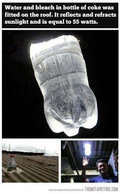 Water Lightbulb…
