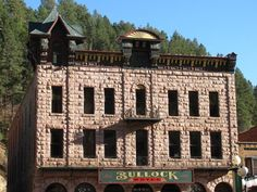 The Bullock hotel. Picture: Aaron Vowels