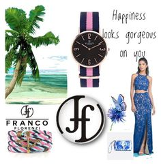 """3#Franco Florenzi"" by kivericdamira ❤ liked on Polyvore featuring COYA Collection, Avenue and francoflorenzi"