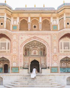 Agra Fort Victor Cheng